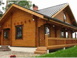 5 вопросов о проектах домов из бруса