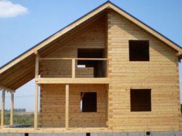 Дома из бруса под усадку — из чего складывается стоимость дома?