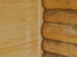 Строительство и отделка домов из профилированного бруса