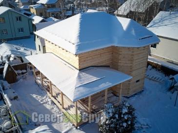 Дом по проекту БД-47 в Мытищинском р-не
