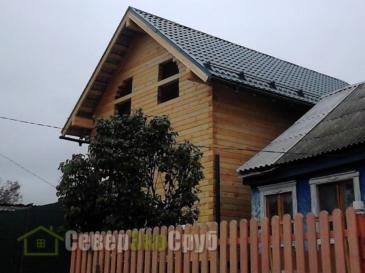 Дом по проекту БД-75 в Подольском районе